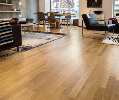4 common problems in the cleaning and maintenance of LVT elastic floor