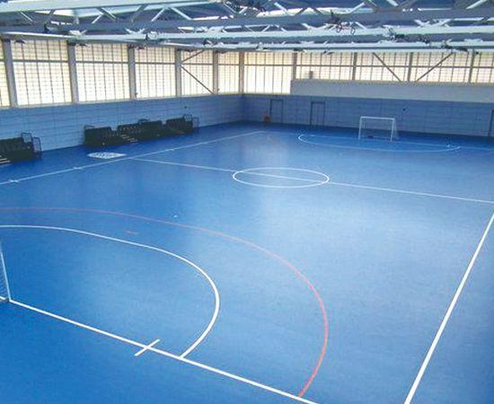Профессиональный спортивный пол Подходит для многофункциональных спортивных залов и гимназий. Подложка из пеноматериала двойной плотности увеличивает комфорт
